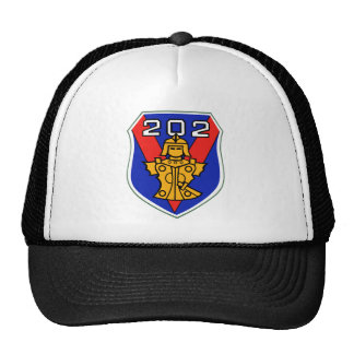 第202飛行隊 メッシュキャップ