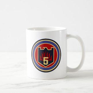 第5航空団パッチ コーヒーマグカップ