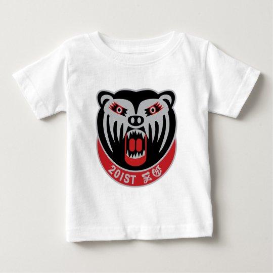 第201飛行隊パッチ BABY T-Shirt