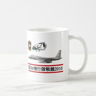 第204飛行隊 戦競塗装 2010 JASDF 204th TFS Coffee Mug