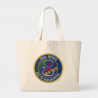 第3航空団第8飛行隊パッチ JUMBO TOTE BAG
