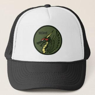 第303飛行隊パッチ 303th TFS Trucker Hat