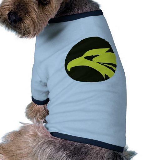 第6航空団第306飛行隊サブパッチ JASDF 306nd TFS Doggie Tshirt