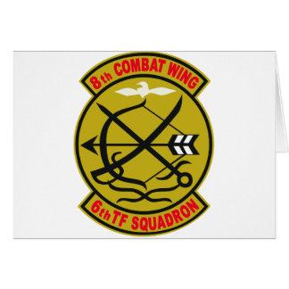 航空総隊西部航空方面隊第8航空団第6飛行隊 CARD