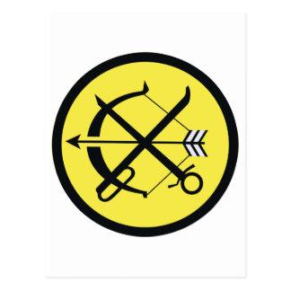 航空総隊西部航空方面隊第8航空団第6飛行隊 POSTCARD
