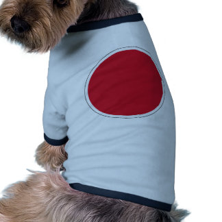 航空自衛隊の国籍マーク Nippon Roundel Flag of JASDF Pet Tee