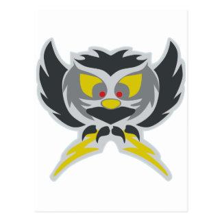 航空自衛隊編(第602飛行隊)パッチ ポストカード