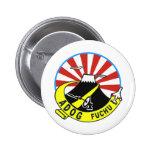 航空自衛隊防空指揮軍(府中)パッチ 缶バッジ
