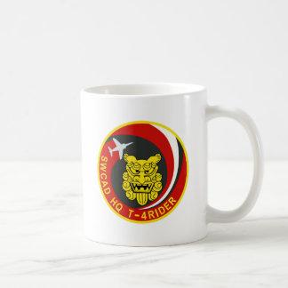 航空自衛隊 南西航空団司令部飛行隊 T-4 ライダ-パッチ COFFEE MUG