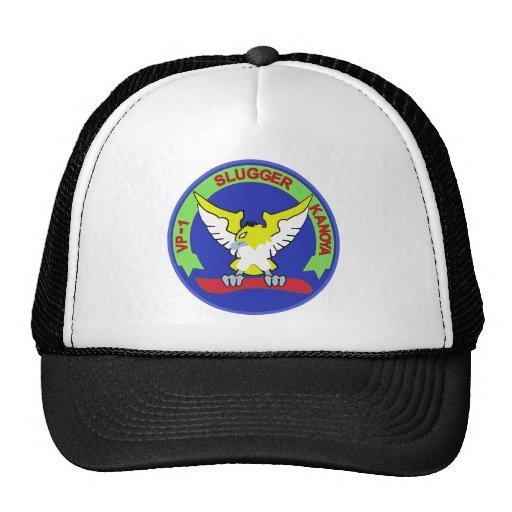 航空隊フルカラ del 海上自衛隊第 1 - パッチ gorro