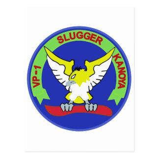 航空隊フルカラ del 海上自衛隊第 1 - パッチ postal