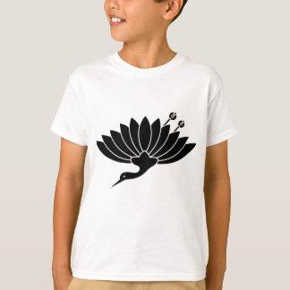 菊鶴 T-Shirt