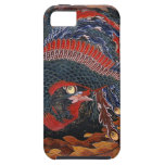 葛飾北斎の鳳凰 Firebird Goddess Hokusai iPhone 5 Case