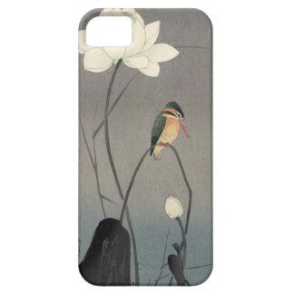 蓮にカワセミ, 古邨 Kingfisher on Lotus, Koson, Ukiyo-e iPhone 5 Case