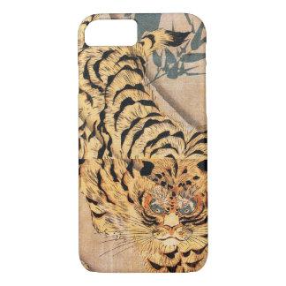 虎図, 国芳 Tiger, Kuniyoshi iPhone 8/7 Case