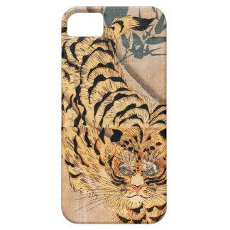 虎図, 国芳 Tiger, Kuniyoshi iPhone SE/5/5s Case