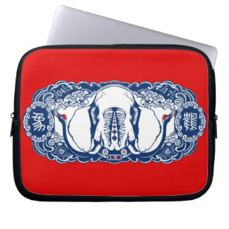 象鶴 Electronics Bag Laptop Computer Sleeve