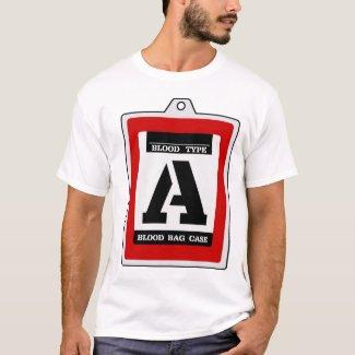 輸血パック(A型) shirt