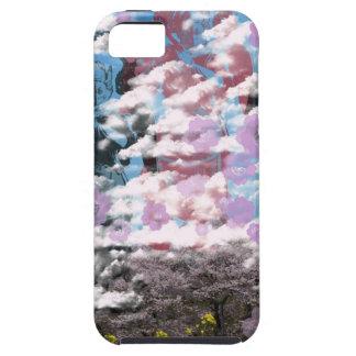 迦 tower 羅 the mountain of king and spring iPhone SE/5/5s case