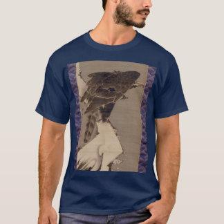 雪の中の鷲, 若冲 Eaglein TheSnow, Jakuchu T-Shirt