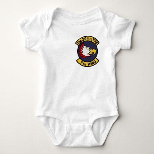 飛行隊戦競塗装 2010 del 第 204 body para bebé