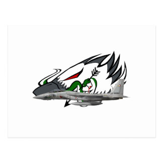 飛行隊戦競塗装 2010 del 第 204 postales