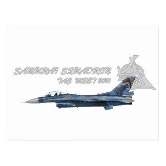 飛行隊戦競塗装 2010 del 第 3 postales