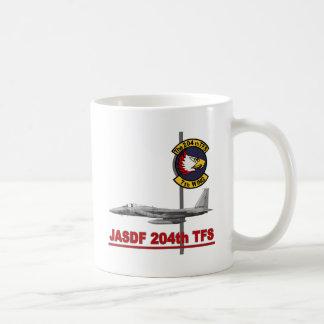 飛行隊戦競塗装 2010 JASDF 204o TFS del 第 204 Tazas De Café