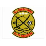 飛行隊 del 航空団第 6 del 航空総隊西部航空方面隊第 8 tarjeta postal