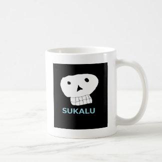 髑 髏 letter equipped 5.png Ⅿ r. skull you Coffee Mug