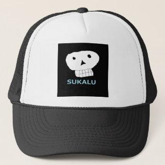 髑 髏 letter equipped 5.png Ⅿ r. skull you Trucker Hat