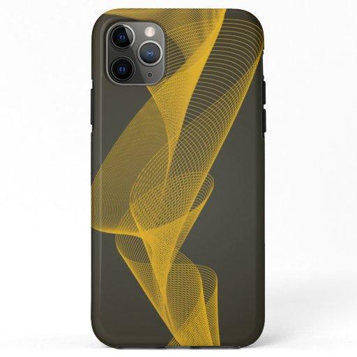 鬱金色 櫨染 iPhoneケース iPhone 11 Pro Max Case
