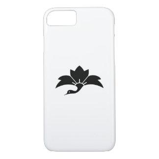 鬼花菱鶴 iPhone 8/7 CASE