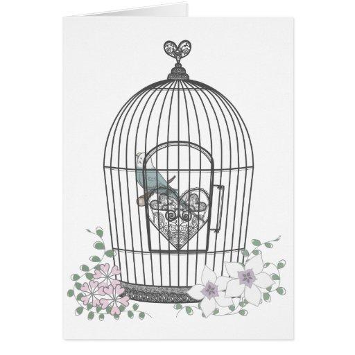鳥かご FELICITACIONES