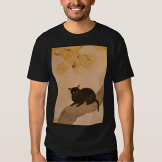 黒猫, 春草 Black Cat, Shunsō Shirt