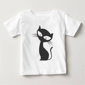 黒猫 BABY T-Shirt