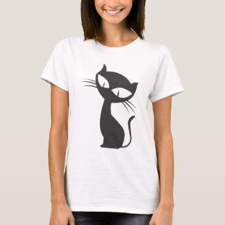黒猫 T-Shirt