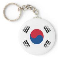 태극무늬 열쇠고리 KEY CHAIN