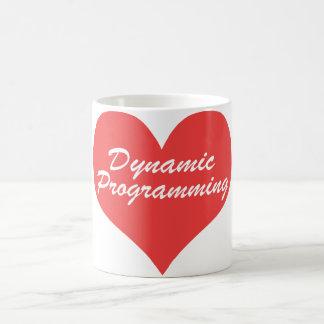 Love Dynamic Programming Mug Coffee Mug