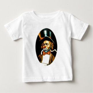 ゚ṧad ¢ℓ☹wn baby T-Shirt