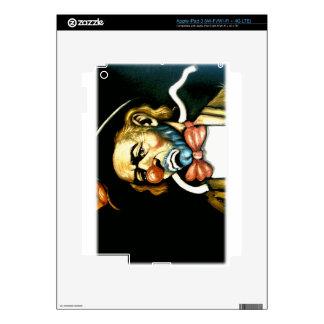 ゚ṧad ¢ℓ☹wn decal for iPad 3