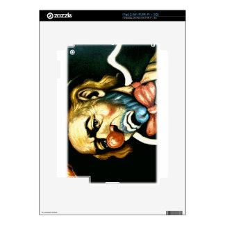 ゚ṧad ¢ℓ☹wn iPad 2 skins
