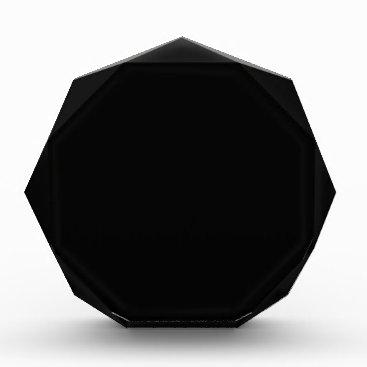 Professional Business #000000 Hex Code Web Color Dark Black Business Acrylic Award