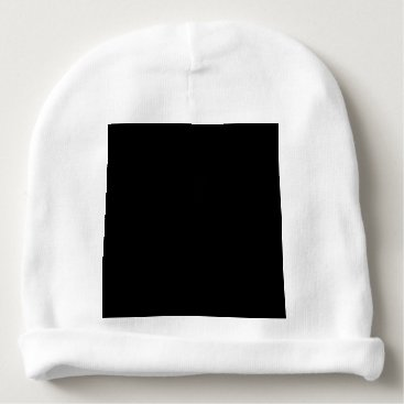 Professional Business #000000 Hex Code Web Color Dark Black Business Baby Beanie