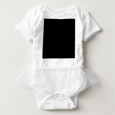 Professional Business #000000 Hex Code Web Color Dark Black Business Baby Bodysuit