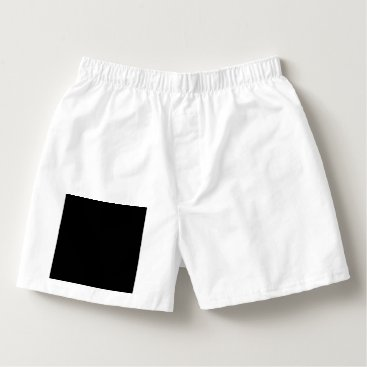 Professional Business #000000 Hex Code Web Color Dark Black Business Boxers