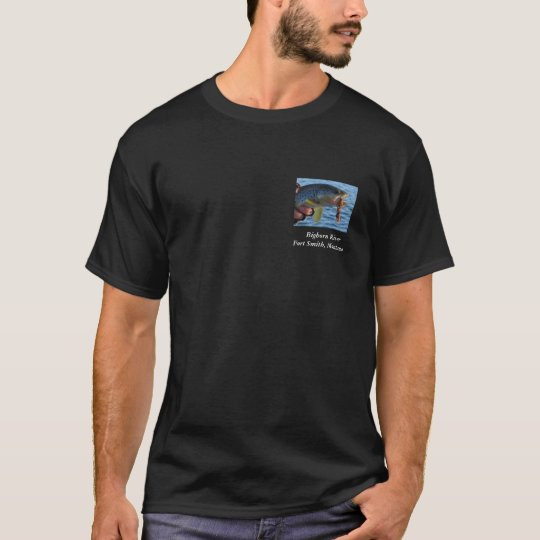 0000,    Bighorn RiverFort Smith, Montana T-Shirt