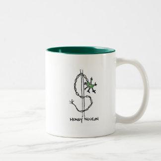 0001_money Two-Tone coffee mug