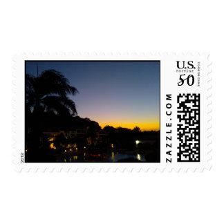 000245 SOSUA SUNSET DOMINICAN REPUBLIC VACATION DI POSTAGE
