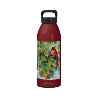0004 Cardinal Water Bottle